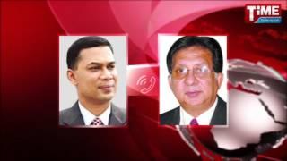 Time Television News October 29, Samser Mobin Resign
