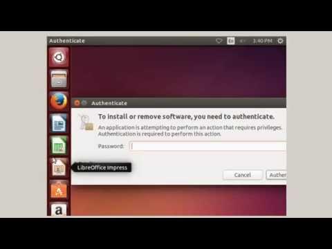 Install Full Desktop into Ubuntu 14.04 Server