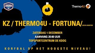 KZ/Thermo4U 1 - Fortuna/Delta Logistiek 1