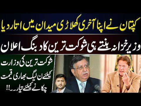 Adeel Warraich: Dabbang Decision of Imran Khan's Last Player on Wicket