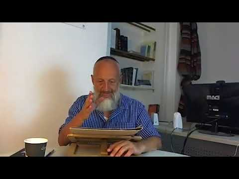 Время Тшувы, рав Йона Левин