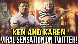 Ken And Karen VS Protesters!