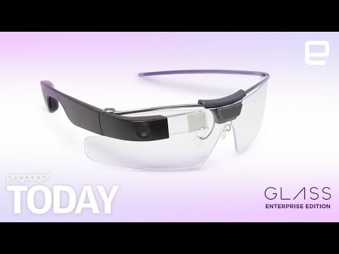 Google Glass is back for round two | Engadget Today