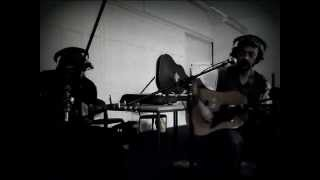 Gipsy Rufina and Tim Holehouse The Green Highway Transmission accoustic set