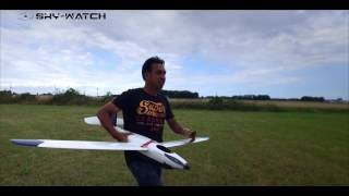 Sky-Watch Cumulus V1 - Fixed-wing mapping drone