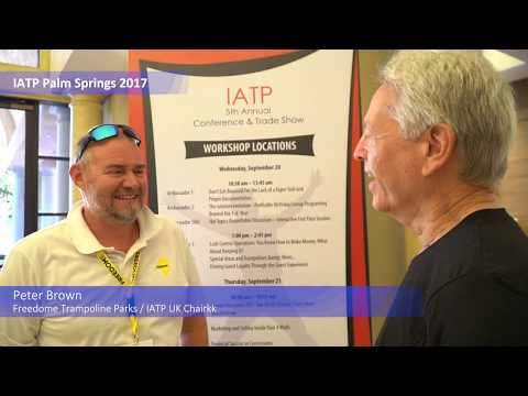 Peter Brown - IATP Palm Springs 2017