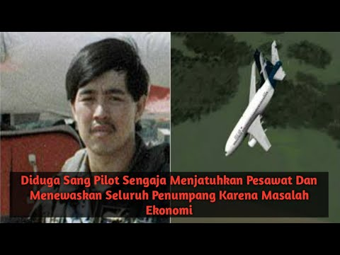 Kecelakaan Pesawat Terburuk Di Indonosia Yang Masih Menjadi Misteri