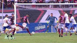 [Série B '18] Atlético/GO 1 X 2 Fortaleza | Narr.: Irismar França | Melhores Momentos | ARTILHEIRO