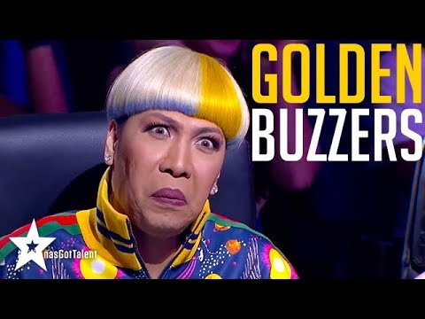 GOLDEN BUZZER Auditions on Pilipinas Got Talent 2018 | Got Talent Global