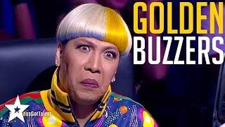 Download GOLDEN BUZZER Auditions on Pilipinas Got Talent 2018 | Got Talent Global Mp3 and Videos