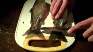 Let's Cook: Shore Lunch (pan-fried Rainbow Trout With Onions And Potatoes)