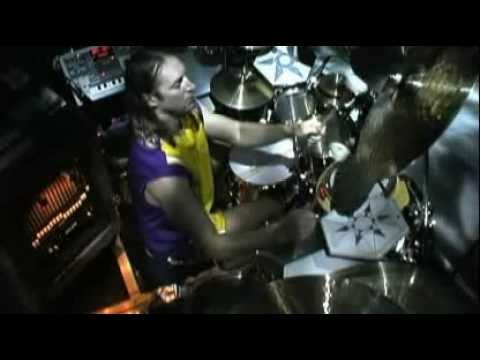 Danny Carey (TOOL) - Parabola (drumcam) Live Video
