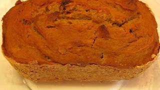 Betty's Best Harvest Time Pumpkin Bread