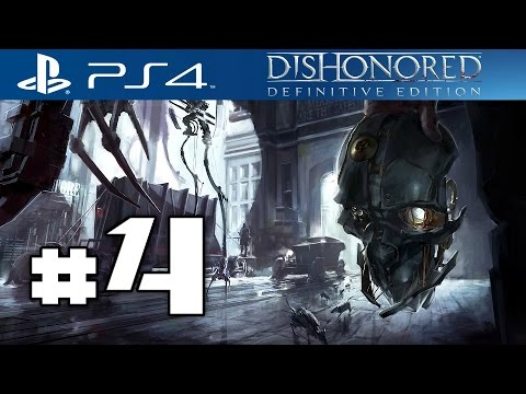 Dishonored definitive edition gameplay walkthrough part-1 (stealth.