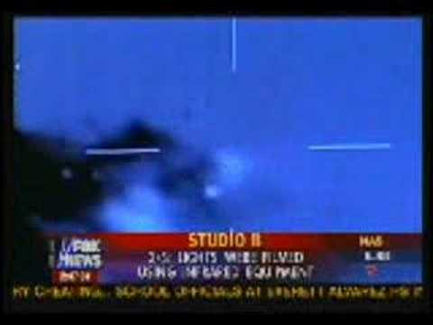 In English - March 5 2004 Mexico Military films UFO