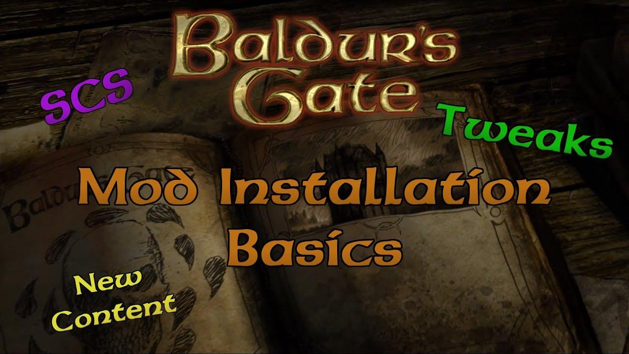 Baldurs gate trilogy mod install order — photo 2