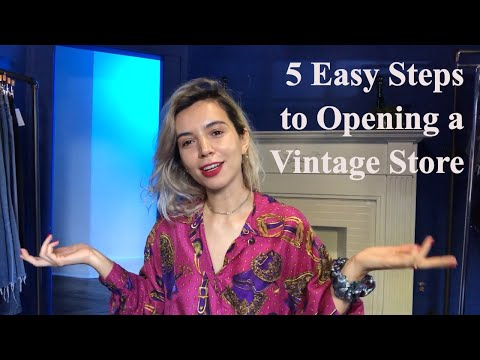 How To Start A Vintage Store: 5 Steps From A Shop Owner