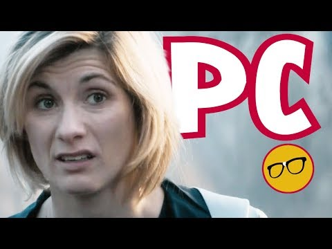 Doctor Who PC Writers Have No Sci-Fi Experience