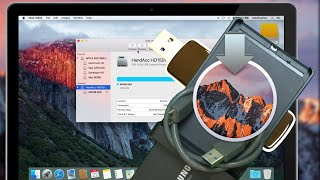 Install & Run macOS Sierra on External SSD or USB Flash Drive