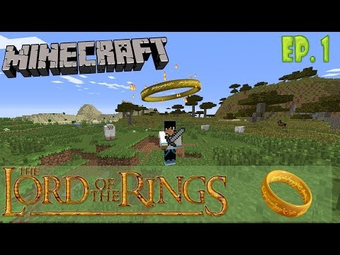 Minecraft - The Lord Of The Ring - Episodio 1