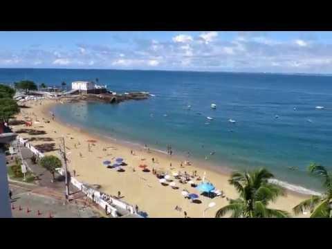 Porto Da Barra Salvador Bahia Brazil