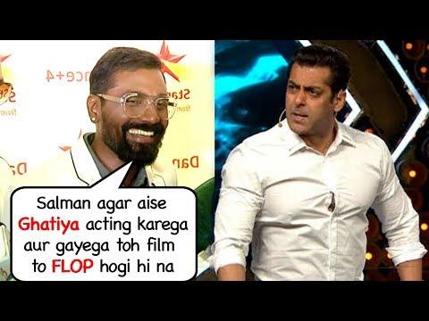 Remo D'Souza Makes FUN Of Salman Khan's Race 3 Becoming FLOP & Blames Salman For It