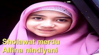 Video Ya Asyiqol Musthofa - Alfina Nindiyani Blitar download MP3, 3GP, MP4, WEBM, AVI, FLV November 2018
