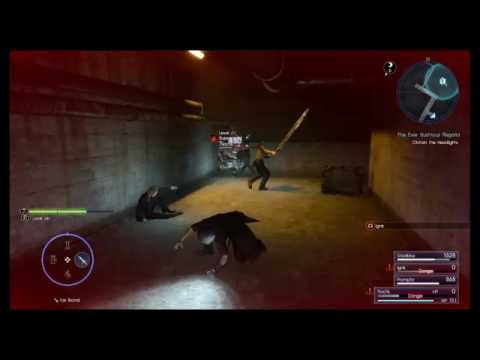THEHUNTERBIA's Live PS4 Ff15 ep6 hard area