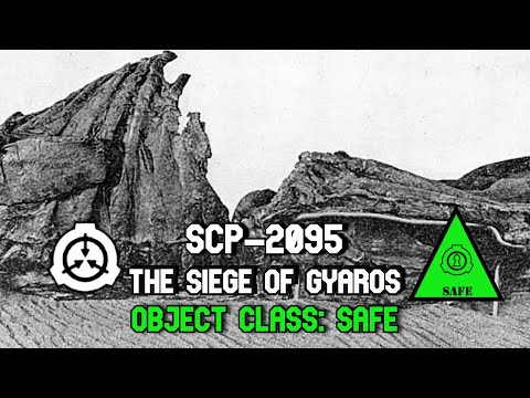 SCP-2095 The Siege Of Gyaros | Safe | Sarkic Cults Scp
