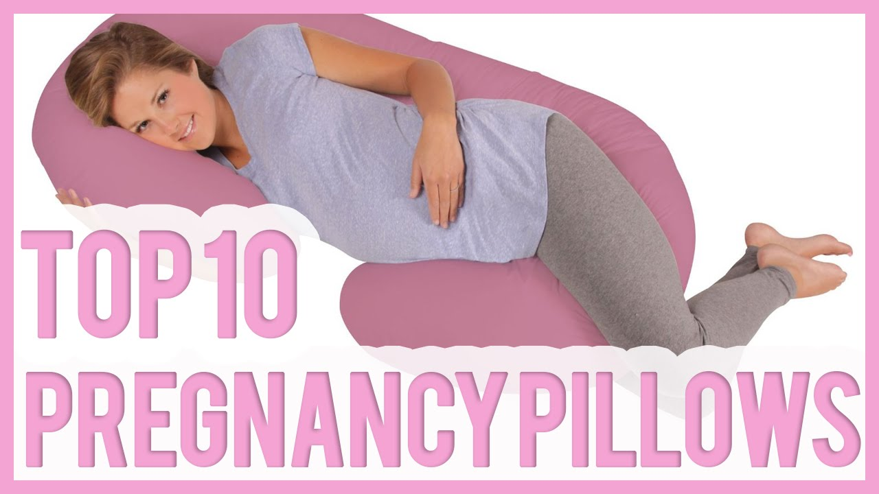 Best Pregnancy Pillow 2016 & 2017  TOP 10 Maternity ...