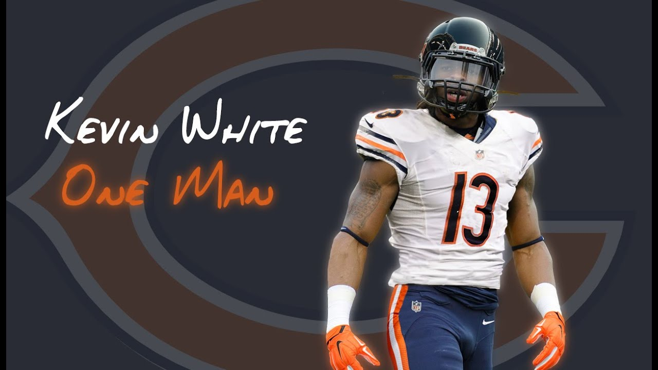 cheap Chicago Bears Kevin White Jerseys
