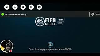 LA Galaxy VS Fifa Mobile | 2-7 | Zlatan Ibrahimovic scores | EA Fifa Mobile