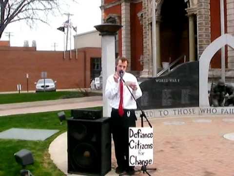16th Amendment Awareness Event April 15, 2011