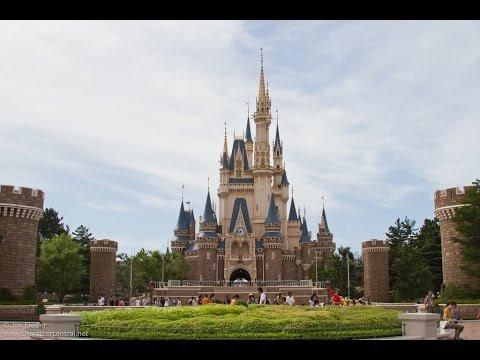 Tokyo Disneyland, Chiba, Japan