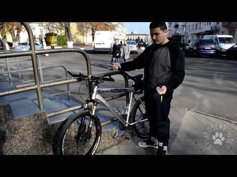 Как обезопасить велосипед от угона