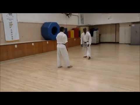 Kibadachi-zuki In Ippon Gumite