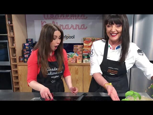Gotowanie z gwiazdami – Cristina Catese & Beata Tadla