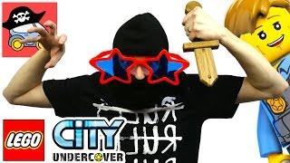 🚓 LEGO CITY UNDERCOVER #10 ПОД ПРИКРЫТИЕМ Жестянка Лего Сити ГТА