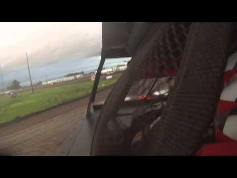 88 of Ryan Watnem, Xsan Hawkeye Dirt Tour 07-01-14 at Algona Raceway
