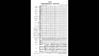 Tchaikovsky: 1812 Overture, Op. 49 (with Score)