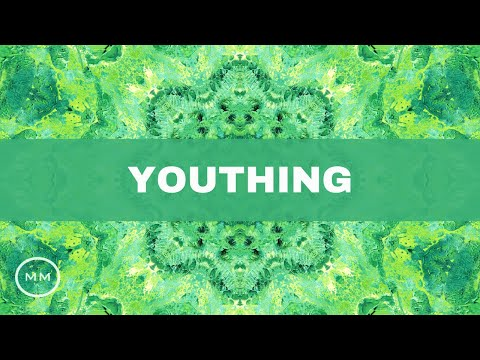 Youthing (V3) - Anti-Aging / Reverse Aging Process - Binaural Beats - Meditation Music