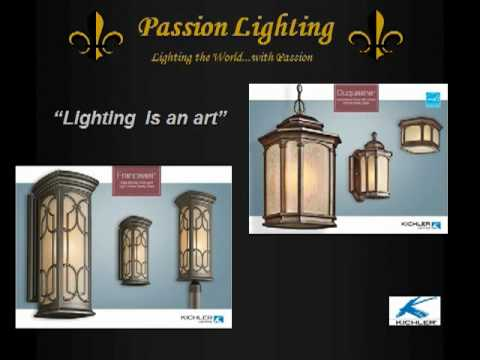 passion lighting. Passion Lighting Presents Kichler Products.