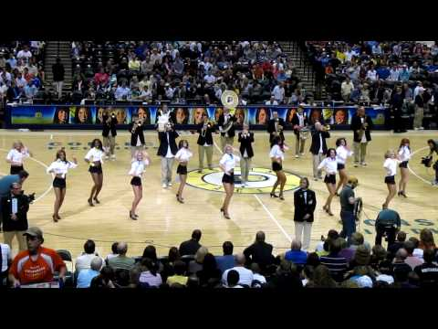 2010 Pacers Dance Video