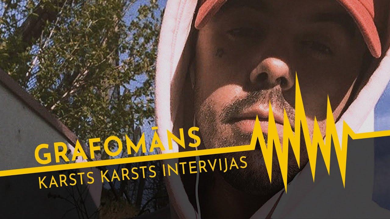 Download Grafomāns par ghostwritingu, Faktu un attiecībām | KARSTS KARSTS INTERVIJAS #7