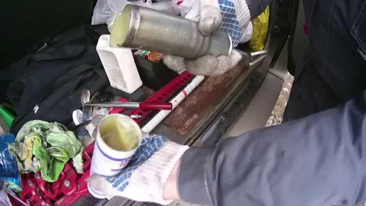 Как отмыть бутыли для вина - YouTube