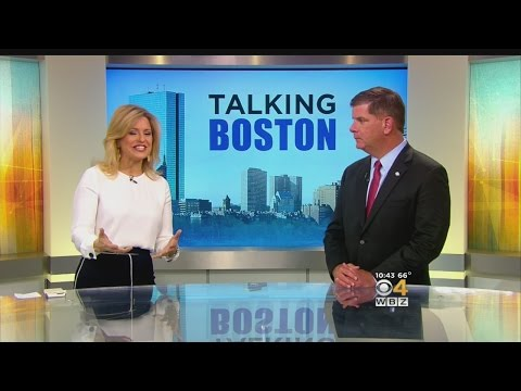 Talking Boston: School Walkout, City Hall Design Plans