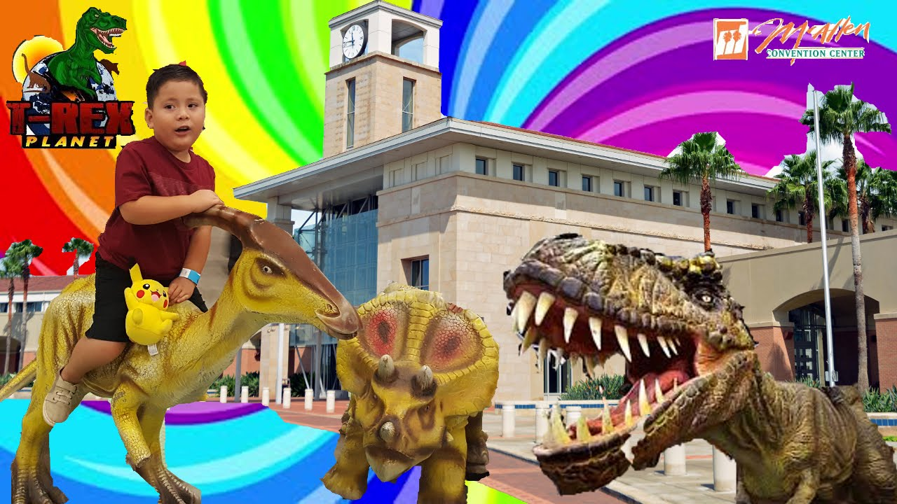 Dinosaurs mcallen