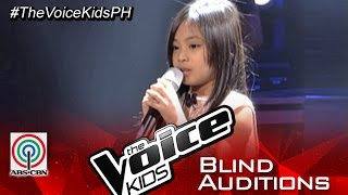 "The Voice Kids Philippines 2015 Blind Audition: ""Dance With My Father"" by Kenshley"