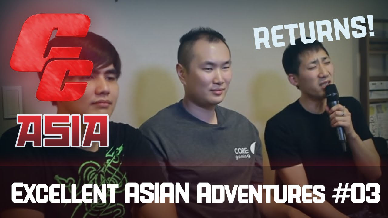 Cross Counter ASIA: Excellent ASIAN Adventures #03 ft. Zhi, RZR|Xian, & RZR|Infiltration