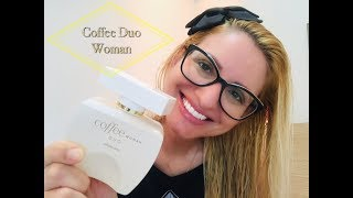 Perfume Coffee Duo Woman O Boticário Lançamento